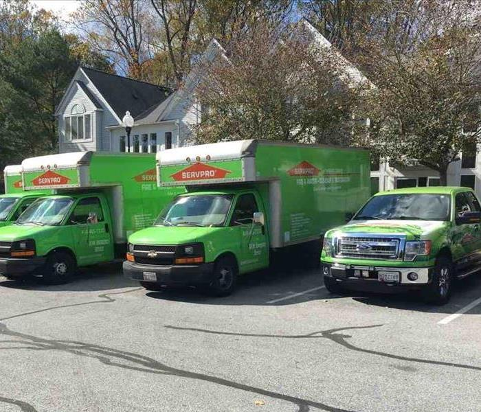SERVPRO Of Howard County Ready to Work