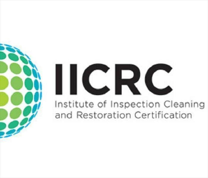 We are IICRC Certified....What does that mean? | SERVPRO of Howard ...