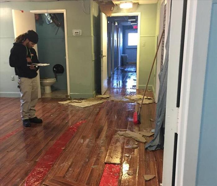 Commercial Restoring Your Howard County Commercial Property After A Water Damage Event