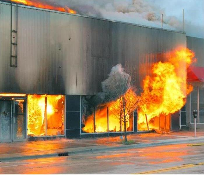 Commercial Make sure your employees are educated on fire prevention.