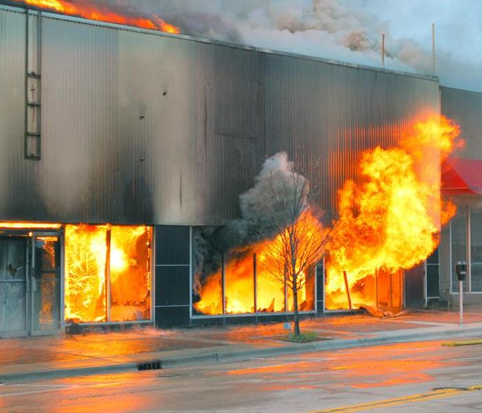 Commercial Smart Fire Prevention Practices for Maryland Businesses