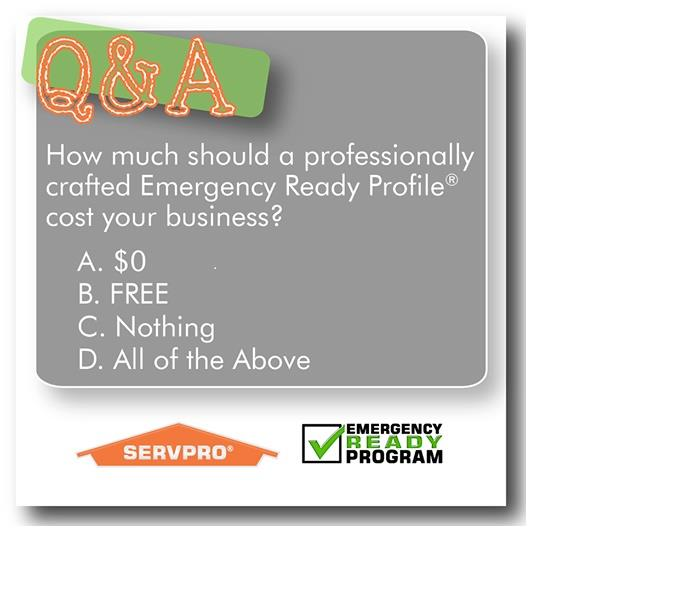 Building Services Emergency Ready Profile....Is your business prepared?