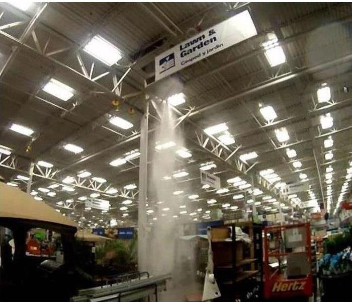 Commercial Your Business and Water Damage