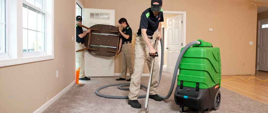 Columbia, MD residential restoration cleaning